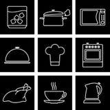 Cuisine Illustration Stock