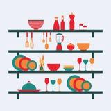 Cuisine Photographie stock