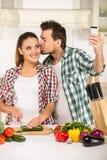 Cuisine Images libres de droits