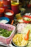 Cuisine asiatique de rue photo libre de droits
