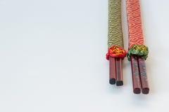 Cuisine : Baguettes Photographie stock libre de droits