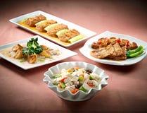 Cuisine chinoise image libre de droits