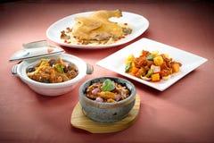 Cuisine chinoise photo libre de droits