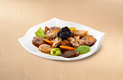 Cuisine chinoise asiatique photographie stock libre de droits