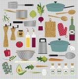 Cuisine Clipart Photo stock