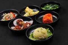 Cuisine coréenne photos libres de droits