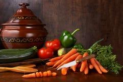 Cuisine de cru photographie stock libre de droits