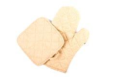 cuisine de gants image stock