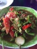 Cuisine de nourriture de Tam de som de Thaïlande Photo stock