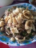 Cuisine de nourriture de Tam de som de Thaïlande Photos stock