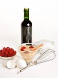Cuisine de sabayon images stock
