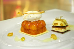 Cuisine de Singapour photo libre de droits