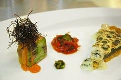 Cuisine de Singapour image libre de droits