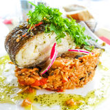 Cuisine dinante fine images stock