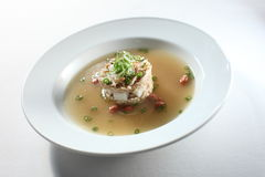 Cuisine dish stock photo