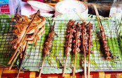 Cuisine du Laos Photo libre de droits