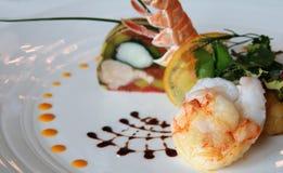 Cuisine fine Image libre de droits