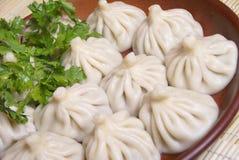 Cuisine géorgienne Photographie stock libre de droits