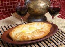 Cuisine géorgienne Photos stock