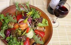 Cuisine géorgienne Images stock