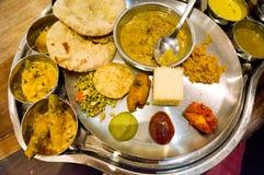 Cuisine indienne du nord photo libre de droits