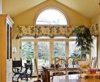 cuisine intérieure à la maison Image libre de droits