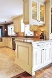 cuisine intérieure photo stock