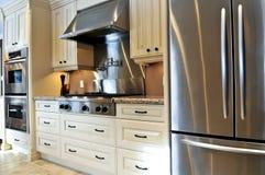 cuisine intérieure photographie stock