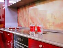 cuisine intérieure Images stock