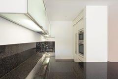 Cuisine intérieure et domestique Images stock