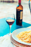 Cuisine italienne Photos stock