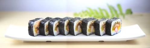 Cuisine japonaise Photographie stock