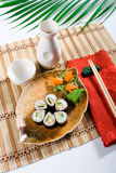 Cuisine japonaise photo stock