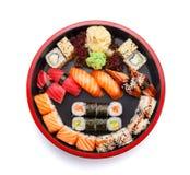 Cuisine japonaise Sushi Image stock