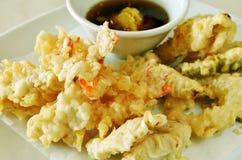 Cuisine japonaise traditionnelle Images stock