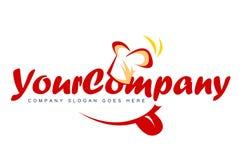 Cuisine Logo Stock Images