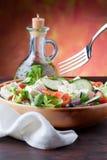 Cuisine méditerranéenne Image libre de droits