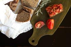 Cuisine méditerranéenne photo stock