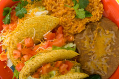 Cuisine mexicaine Image stock