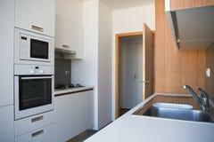 cuisine moderne Photographie stock libre de droits