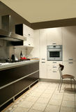 cuisine moderne Photo stock