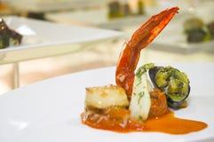 Cuisine portugaise Photo libre de droits