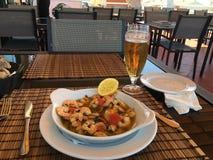 Cuisine portugaise Images stock