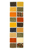 Cuisine spices and herbs Royalty Free Stock Photo
