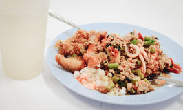 Cuisine thaïe Image stock