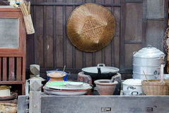Cuisine thaïlandaise Photographie stock