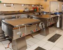 Cuisine typique d'une usine de traitement des denrées alimentaires des produits alimentaires photos stock