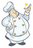 Cuisinier Photo libre de droits