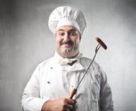 Cuisinier Image stock