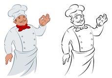 Cuisinier stock illustrations vecteurs clipart for Cuisinier kebab